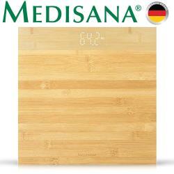 德國 medisana 簡約竹質體重計 P440