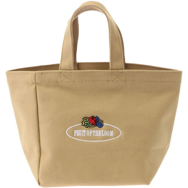 Green Parks FRUIT OF THE LOOM トートバッグ