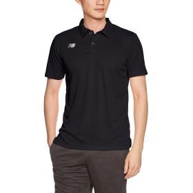 [ニューバランス] ポロシャツ JMTT8028 メンズ BK(ブラック) L