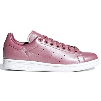 [アディダス] STAN SMITH W TRACE MAROON/TRACE MAROON/RUNNING WHITE_在庫_24.5cm