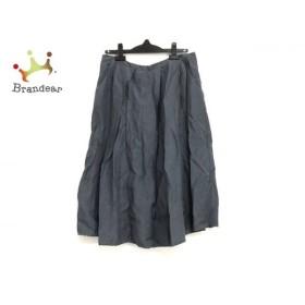 クリステンセンドゥノルド KristensenDuNORD スカート サイズ2 M レディース ネイビー  値下げ 20191011