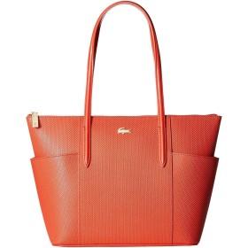 (ラコステ) Lacoste Women`s Chantaco Zip Shopper Bag with Pockets レディースハンドバッグ (並行輸入品)
