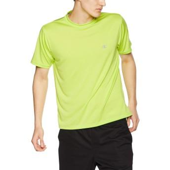 [チャンピオン] C VAPOR Tシャツ C3-KS320 メンズ ライム 日本 M (日本サイズM相当)