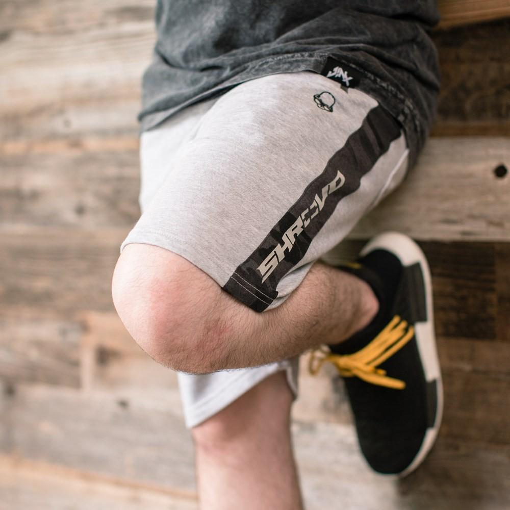 SHROUD SPLASH DAMAGE STRIPE 運動短褲 休閒短褲 短褲 [美國公司貨] [現貨]