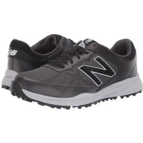 New Balance Golf(ニューバランス ゴルフ) メンズ 男性用 シューズ 靴 スニーカー 運動靴 Breeze - Black/Grey 16 D - Medium [並行輸入品]