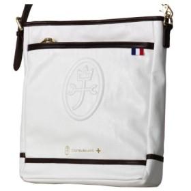 (Bag & Luggage SELECTION/カバンのセレクション)カステルバジャック ショルダーバッグ メンズ レディース 033103 斜めがけ ブランド/ユニセックス ホワイト