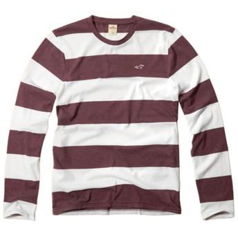 [ホリスター] HOLLISTER 正規品 メンズ 長袖Tシャツ Arch Bay T-Shirt 324-369-0513-001 XL 並行輸入品 (コード:4076910392-5)