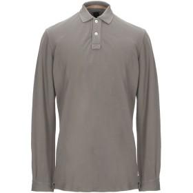 《期間限定セール開催中!》ELEVENTY メンズ ポロシャツ ミリタリーグリーン M コットン 100%