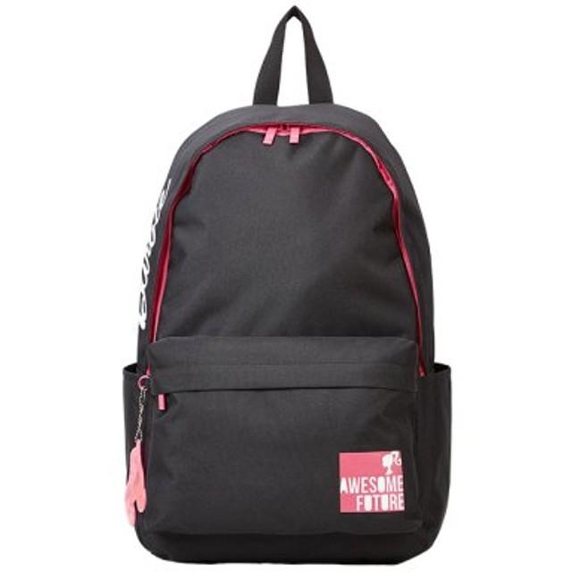 (Bag & Luggage SELECTION/カバンのセレクション)バービー リュック 17L A4 Barbie 55941 レディース かわいい/ユニセックス ブラック