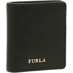 [フルラ] 折り財布 レディース FURLA 870999 PR74 B30 O60 ブラック [並行輸入品]