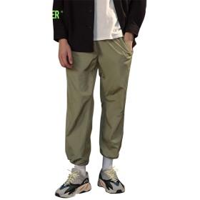 (シュアナウ)SURENOW トラックパンツ ジャージ メンズ サイドライン 春 秋 ストリート系 ファッション