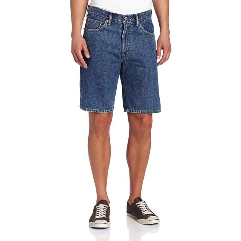 LEVI'S LEVIS 505 Regular Fit Short 345052111 牛仔短褲 (藍色) 化學原宿