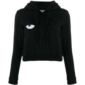 Chiara Ferragni ロゴ スウェットシャツ - ブラック