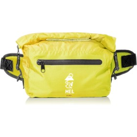 [エムイーアイ] ボディバッグ Waterproof Bodybag 防水仕様 NEON YELLOW