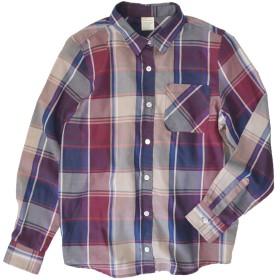 (ズーティー)zootie UVカットシャツ[レギュラー] Mサイズ チェック