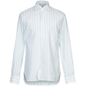 《期間限定セール開催中!》DOPPIAA メンズ シャツ ライトイエロー 40 コットン 100%