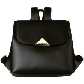 [エンポリオ アルマーニ] レディース バックパック・リュックサック Leather Backpack [並行輸入品]
