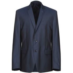 《期間限定セール開催中!》VERSACE COLLECTION メンズ テーラードジャケット ブルー 56 バージンウール 100%