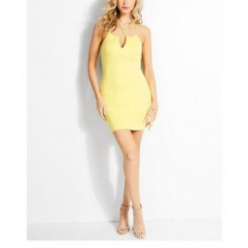 ゲス レディース ワンピース トップス Kamilah Sleeveless Scuba Dress Sun Shade