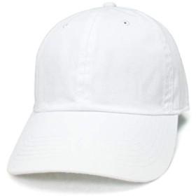 NEWHATTAN ニューハッタン 白 ホワイト 正規品 コットン ツイル ウォッシャブル キャップ 帽子 定番 別注 オリジナル 作成 刺繍 対応可 1400
