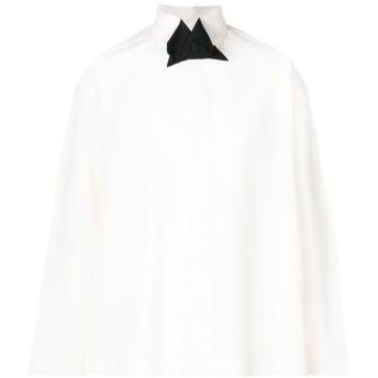 Homme Plissé Issey Miyake テーラード タキシードシャツ - ホワイト