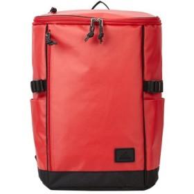 (Bag & Luggage SELECTION/カバンのセレクション)アディダス リュック スクエア 23L B4 adidas 55032 55037 チェストベルト付き スクールバッグ 大容量/ユニセックス レッド