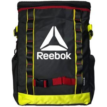 Reebok リュック リーボック ARB1022 (BLACK/YELLOW) BACKPACK 黒 ブラック メンズ レディース おしゃれ ビジネス イエロー 大容量 arb1022