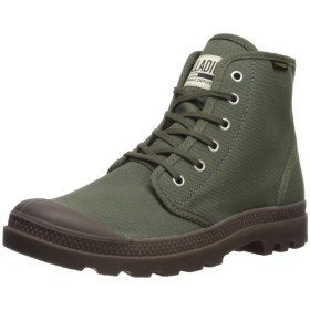 [パラディウム] スニーカー PAMPA HI ORIGINALE Olive Night/Black (326) US 4.5(22.5 cm)