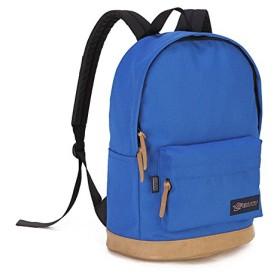 ENVOY(エンヴォイ) リュックサック メンズ レディース 人気 大容量 防水 リュック 通学 軽量 通勤 アウトドア 旅行 バックパック PCバッグ デイパック backpack 15.6インチPC対応 ビジネスバッグ E8025 Blue