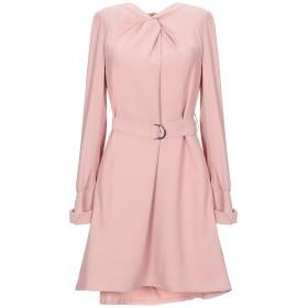 《期間限定 セール開催中》KORALLINE レディース ミニワンピース&ドレス ピンク 40 ポリエステル 100%