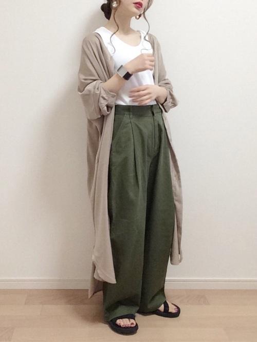 冷房対策と可愛いを両立♪夏におすすめのファッションアイテム集