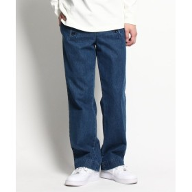 【50%OFF】 デッサン 12OZデニムボタンデザインパンツ メンズ ブルー(092) 02(M) 【Dessin】 【セール開催中】