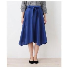 SHOO・LA・RUE(Ladies)(シューラルー(レディース))イレギュラーヘムカラースカート