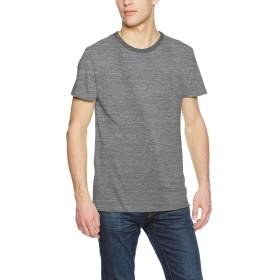 [トラス] Tシャツ TCR-112 メンズ ヘザーブラック 日本 XS-(日本サイズXS相当)