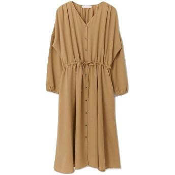 [アーバンリサーチ] ワンピース ドレス ツイルドロストワンピース レディース BEG FREE