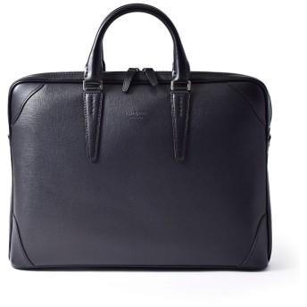 [フジタカ] ビジネスバッグ A4 薄マチ ジェードクラリーノデュエII No.624502 クロ