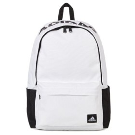 (Bag & Luggage SELECTION/カバンのセレクション)アディダス リュック 23L B4 ADIDAS 55851 スクールバッグ 男女兼用 メンズ レディース/ユニセックス ホワイト