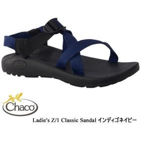 Ladie's Z/1 Classic Sandal (レディース Z/1 クラシック) インディゴネイビー/ Chaco(チャコ)
