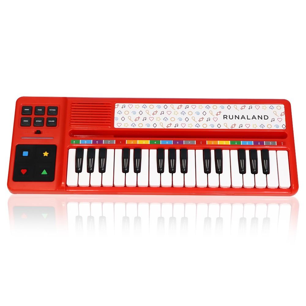 (有現貨)【RUNALAND】 32KEY鼓動音樂電子琴