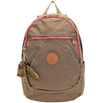 [キプリング] KIPLING バッグ リュックサック バックパック CLAS CHALLENGER ナイロン k15016 ブランド [Flamboyant Pink] [並行輸入品]