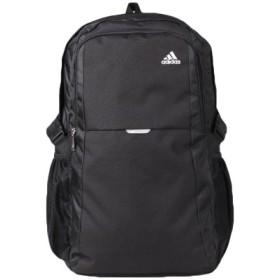 (Bag & Luggage SELECTION/カバンのセレクション)アディダス リュック 大容量 30L A3 adidas 47840 チェストベルト付き スクールバッグ/ユニセックス ブラック