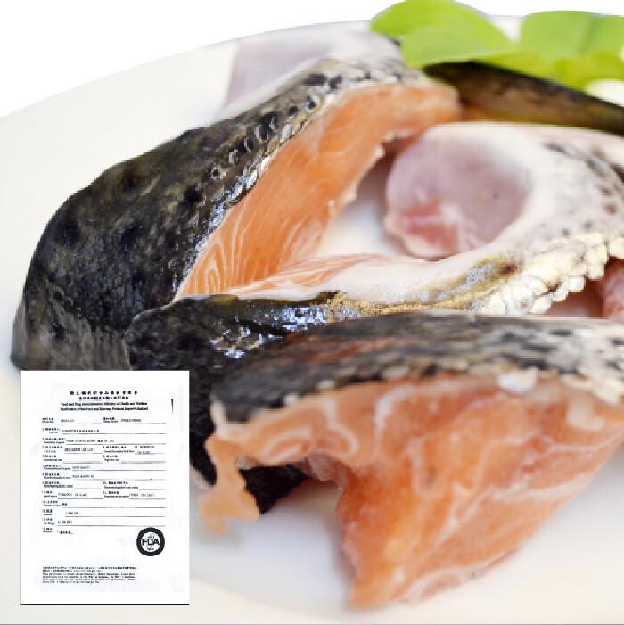 挪威鮭魚下巴2片入(380g/包)