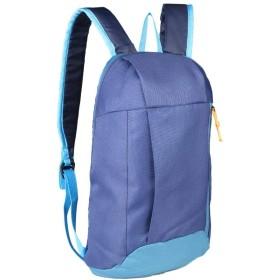 k-outdoor バックパック アウトドア 10L キャンプ 登山用バッグ ライディング用バッグ 軽量防水 子ども用 大人用 ダークブルー