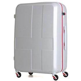 カバンのセレクション イノベーター スーツケース Lサイズ 軽量 大型 大容量 INNOVATOR 70L INV63 ユニセックス ホワイト 在庫 【Bag & Luggage SELECTION】