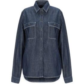 《セール開催中》PEPE JEANS レディース デニムシャツ ブルー XS コットン 100%
