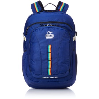 [チャムス] リュック Spring Dale 30L Navy/Rainbow One Size