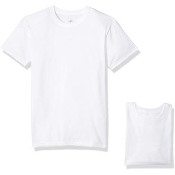 ソフィー SOFFE / #682M-3 コットン100% ミリタリーTシャツ 3-PACK MILITARY TEES (WHITE) (M)