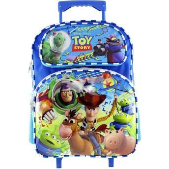 キャリーバッグ トイストーリ Toy Story Large Rolling Backpack 13553 …