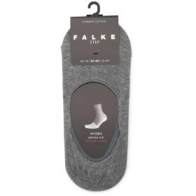 [シップス] SHIPS 靴下 FALKE STEP シューズインソックス 118030857 ワンサイズ ミッドグレー