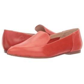 (クリステン カヴァラリ)Kristen Cavallari レディースローファー・スリッポン・靴 Chandy Loafer Red Leather 6.5 23.5cm B - Medium [並行輸入品]